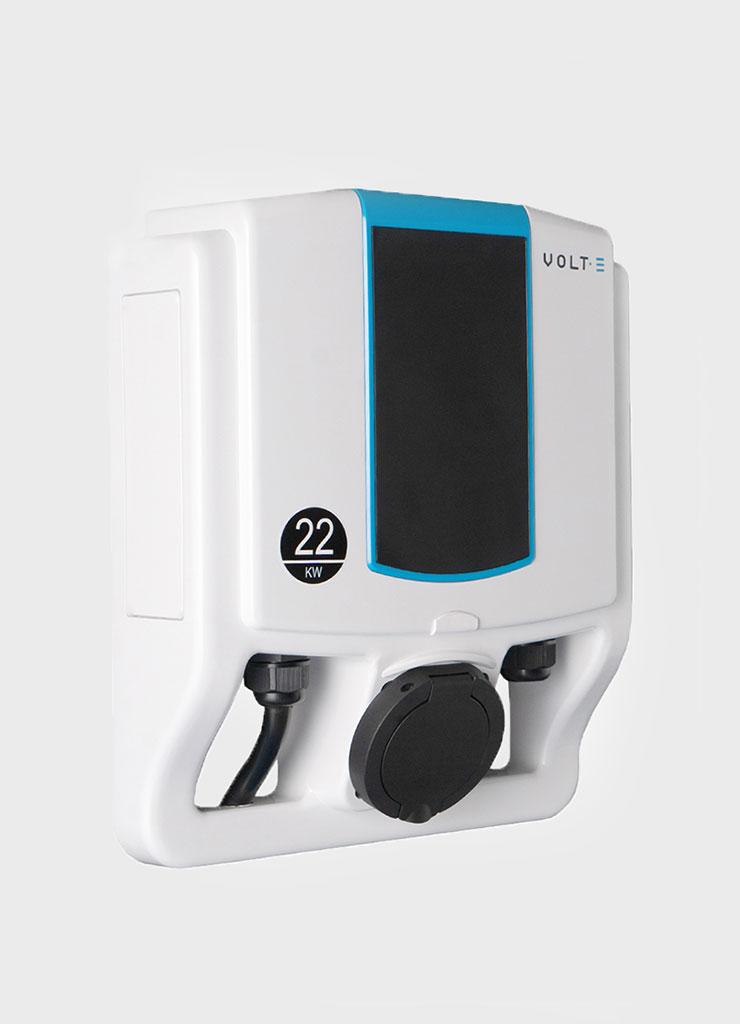 Domowa ładowarka pojazdów elektrycznych DMTC22KVA_2.4 home ev charger, Ładowarki pojazdów elektrycznych